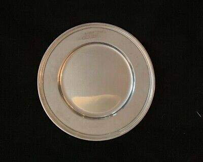 Tiffany Sterling Faneuil  Set Of 8 Bread And Butter Plates  Matching