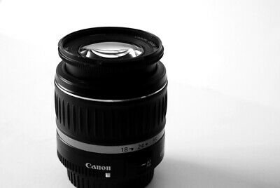 Canon EF-S 18-55mm f/3.5-5.6 II Lens f/ EOS cameras Excellent Condition! #362
