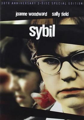 """Sybil """" 2 Disc Anniversary - Special Edition:Sally Field: New/Sealed: Made 4 T.V"""