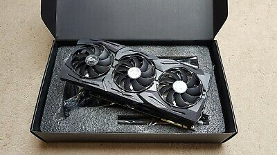 ASUS GEFORCE RTX 2080 8GB Strix Edition Boost Graphics Card
