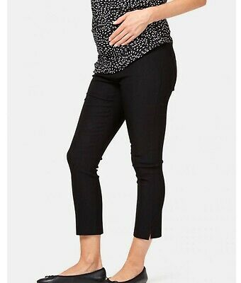Jeanswest 3/4 Black Maternity Corporate Pant - Perfect Condition Sz12