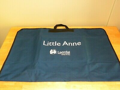 Laerdal Little Anne (Adult) Soft Pack Carrying Case ~ NEW