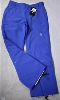 d82867c47ee SPYDER TERMERITY PANTS US Size 0 Orange Snow Pants with Thinsulate ...