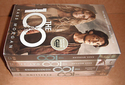 The 100: The 100 Complete Boxed Set by Kass Morgan  Paperback