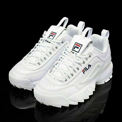 FILA Womens Disruptor II 2 Sneakers Casual Athletic Running Walking Sports Shoes