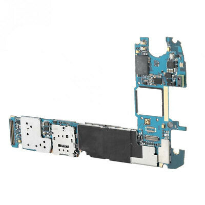 For Samsung Galaxy S6 G920F G920W8 G920T PCB unlock 32GB Mother Main Logic Board
