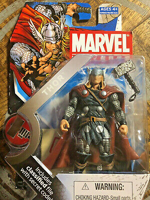 Marvel Universe THOR 3.75 inch Action Figure Avengers Free Shipping