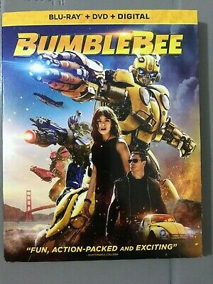 BumbleBee Blu-Ray + DVD  with Slipcover