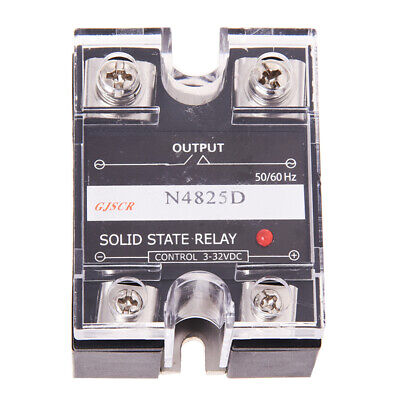 SSR Solid State Relay SSR 48-480V AC 25A H1R4