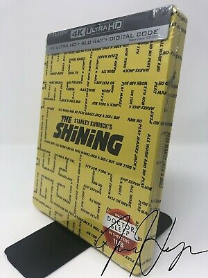 The Shining [SteelBook] [1980] (4K Ultra HD + Blu-ray + Digital)