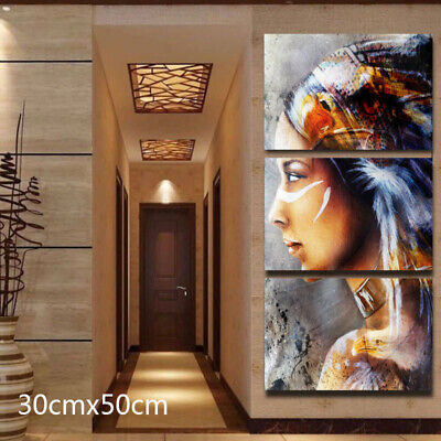 Abstract Modern Painting Art Canvas Print Wall Home Office Decor Unframed 4 Size