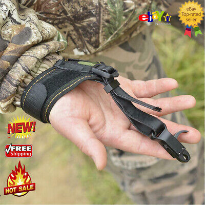 Heavy-Duty Archery Release Aid Trigger Shooting Arrows Force for Compound Bow