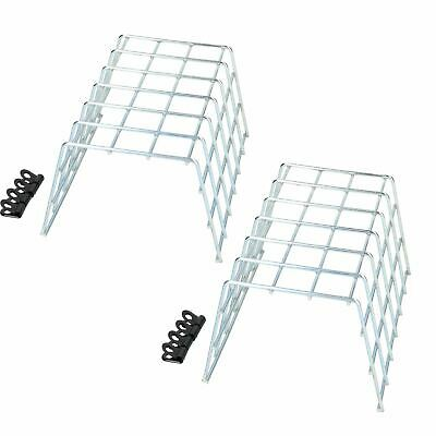 Trailer Lighting Board Guard / Lamp Cage Cover PAIR Left and Right TR098