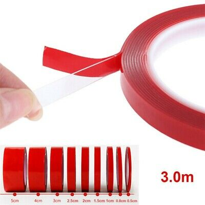 Waterproof  Double-sided G-rip T-ape Traceless Adhesive Tape Nano Invisible Gel