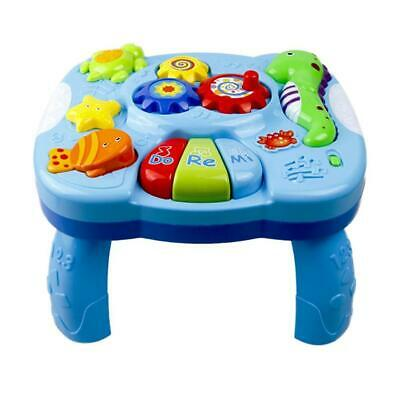 Baby Musical Learning Table Learn Music Activity Center Game Toddler Toy Gift UK