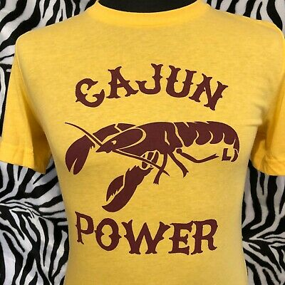 c31f10263c CAJUN POWER 1950s 1960s Vintage CRAWFISH Louisiana New Orleans Creole Mardi  Gras
