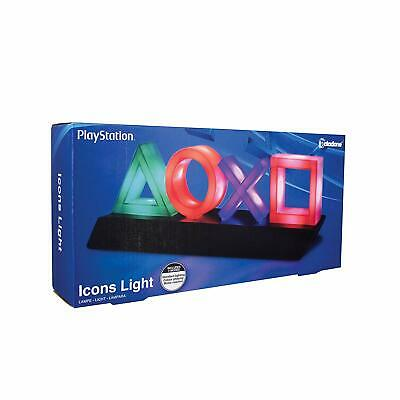 Playstation Icons Light Boxed New (Ps4/Ps3) Sony Psx