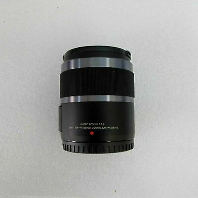 YI M1 42.5mm F1.8 M3/4 Lens for or Panasonic GF6 GF7 GF8 GF9 GF10 GX85 G85
