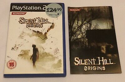 SILENT HILL POSTER/FLYER, Sony PlayStation 1, European