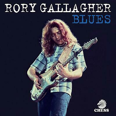 RORY GALLAGHER 'BLUES' 180g Double VINYL LP (2019)