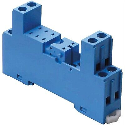 Finder 95.85.3 Relay Socket 250V 10A for 40.52 / 40.61 and 44.62 Series Relays