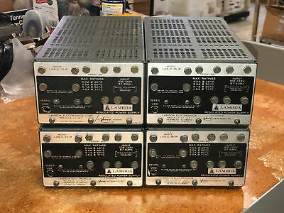 USED Lambda LXS-C-15-R Regulated Power Supply FREE SHIPPING