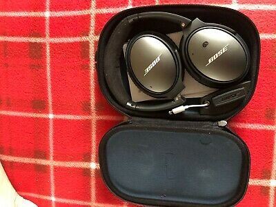 Bose QuietComfort 25 715053-0010 Over the Ear Wireless Headphones - Black