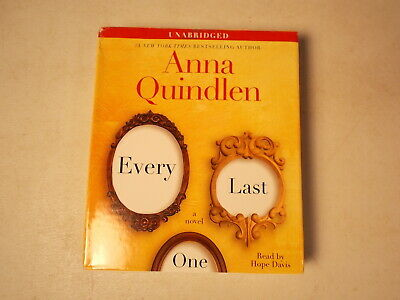 Every Last One   Audible Audiobook  8 Cds  Audio Book