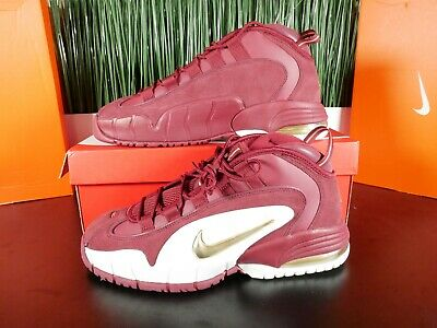 341c49e2b2 Nike Air Max Penny Red Gold