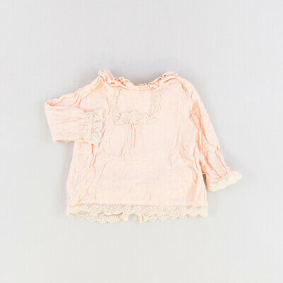 Blusa color Rosa marca ZY 9 Meses  530766