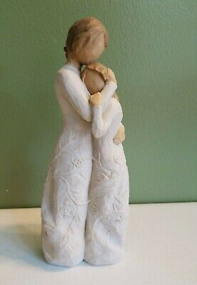 Demdaco Willow Tree Close To Me #26222 Hand-Painted Sculpted Figure, NIB