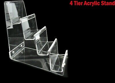 Retail Fashion Shop Clear Plastic Purse/Phone Stand - Display