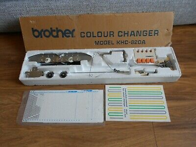 Brother KHC820a Colour Changer Boxed No2.