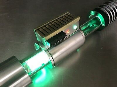 Graflex Skywalker ROTJ lightsaber hilt prop