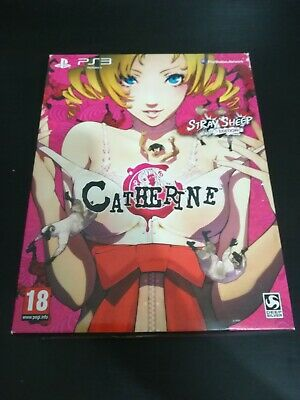 Catherine Stray Sheep Collector's Edition Ps3 Nuevo New