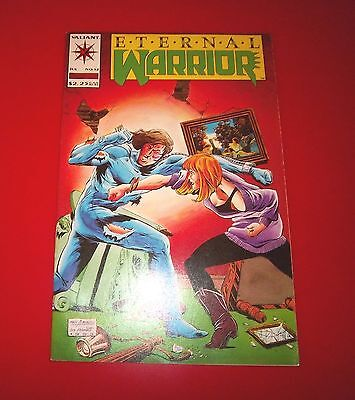 Eternal Warrior  Vol 1 #12 There Will Be Another Time Valiant  Exc Cond 1993 XPS