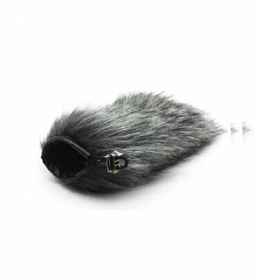 HUANOR HN-17 Outdoor Furry Mic Windscreen Wind Cover Microphone Muff for...