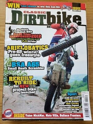 DIRT BIKE MAGAZINE-JAN 1980-The Best Of Dirt Bike-Rare