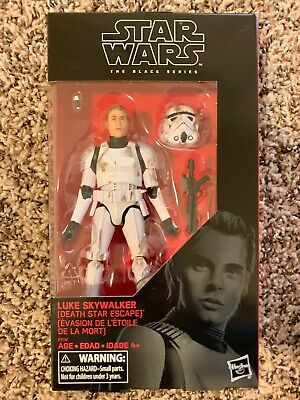 Star Wars The Black Series Luke Skywalker (Death Star Escape)