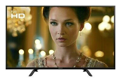 Panasonic TX-49ES400B 49 Inch SMART Full HD LED TV Freeview Play USB Rec C Grade