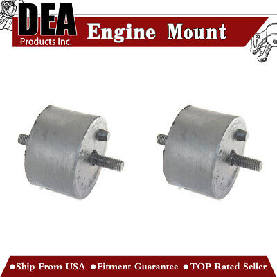 Brand New DEA Engine Motor Mount Set 2pcs For 1984-1986 Dodge Ram 50 Custom