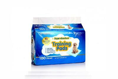 All-Absorb Training Pads 22-inch By 23-inch. 100-Count