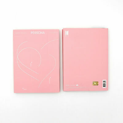 BTS MAP OF THE SOUL:PERSONA Album CD Random Version 1 out of 4