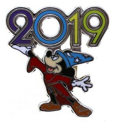 2019 DISNEY MYSTERY Sorcerer Mickey Pin Rare - $5 98 | PicClick