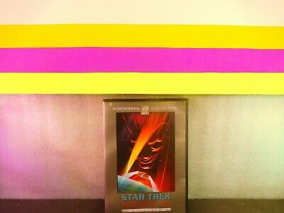 Star Trek: Insurrection { DVD, 2005, 2-Disc Set, Special Collectors Edition