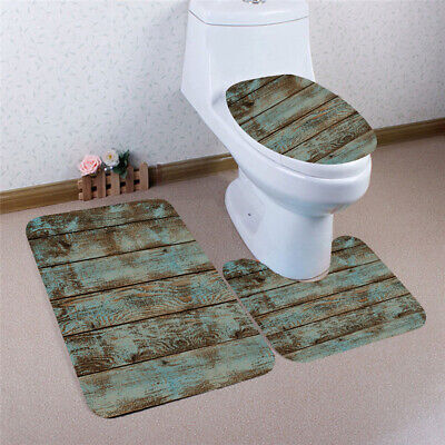 BATHROOM CARPET-BATH CARPET-RUGS-CUT To Fit-4 Colors ...