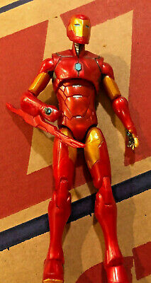 Marvel Universe IRON MAN - EXTREMIS, 3.75 in Action Figure Loose Avengers