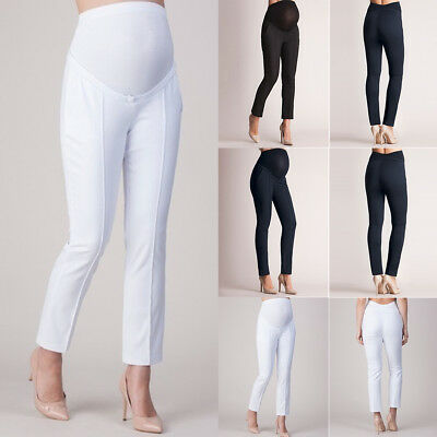Fashion Women Casual Maternity Pants for Pregnant Women Trousers Premama Clothes