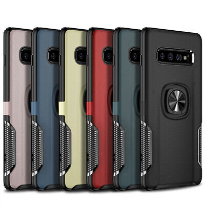 For Samsung Note 10 Plus S10 S9 S8 Note9 Case Heavy Duty Hybrid Rubber TPU Cover