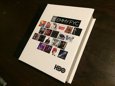 Hbo Emmy Fyc 2018 Dvd Set Lot Promo Sampler Game Thrones Silicon Valley Vice